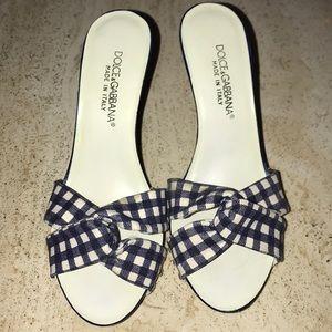⚡️D&G sandals ⚡️